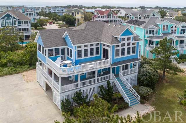 794 Mercury Road Lot 32, Corolla, NC 27927 (MLS #109583) :: Outer Banks Realty Group