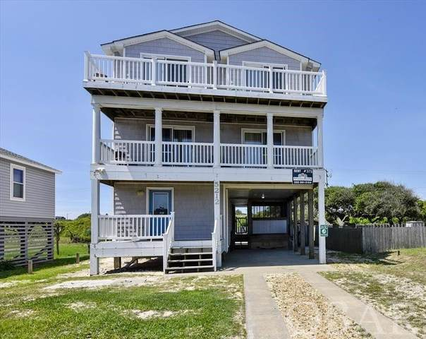 5212 Lindbergh Avenue Lot 8, Kitty hawk, NC 27949 (MLS #109585) :: Outer Banks Realty Group