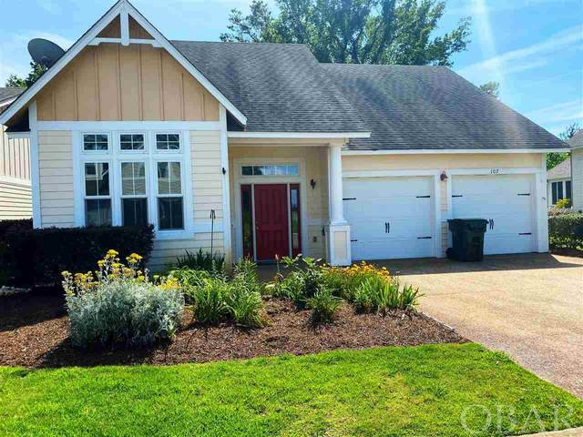 107 N Compass Drive Lot 4, Grandy, NC 27939 (MLS #109671) :: Sun Realty