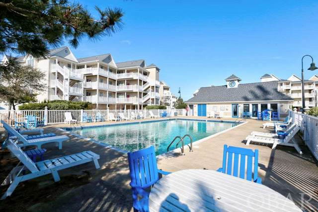 57444 Nc Highway 12 Unit C-5, Hatteras, NC 27943 (MLS #109710) :: Hatteras Realty