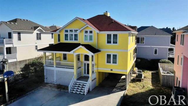 624 Ocean Front Arch Lot #27, Corolla, NC 27927 (MLS #109714) :: Hatteras Realty