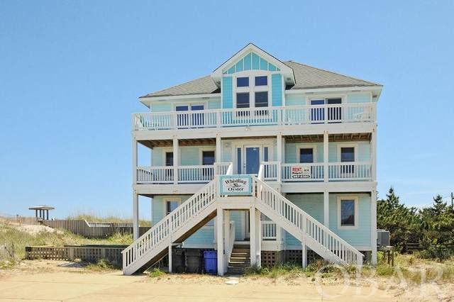 24271 Ocean Drive Lot 14, Rodanthe, NC 27968 (MLS #109719) :: Matt Myatt | Keller Williams