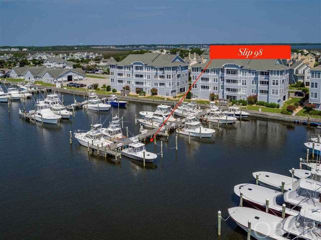 98 Yacht Club Court Slip 98, Manteo, NC 27954 (MLS #109757) :: Midgett Realty