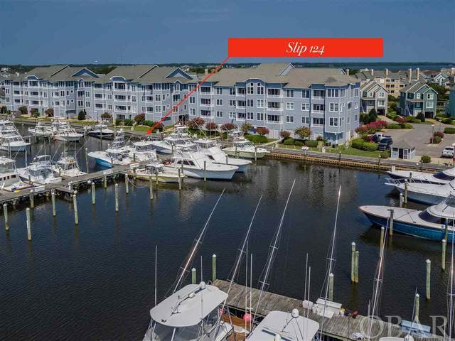 124 Yacht Club Court Slip 124, Manteo, NC 27954 (MLS #109758) :: Midgett Realty