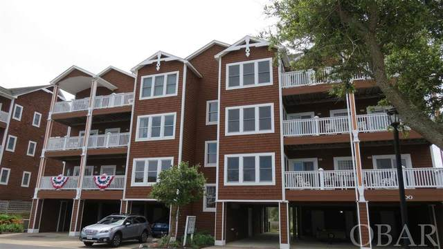 804 South Bay Club Drive Unit #804, Manteo, NC 27954 (MLS #109783) :: Hatteras Realty