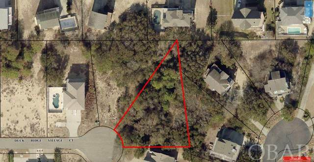 116 Duck Ridge Village Court Lot 9, Duck, NC 27949 (MLS #109813) :: Outer Banks Realty Group