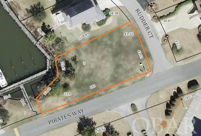 9 Rudder Court Lot 9, Manteo, NC 27954 (MLS #109827) :: Matt Myatt | Keller Williams