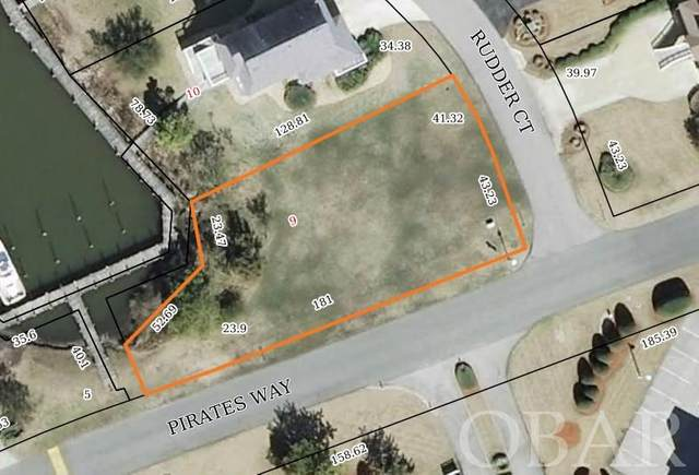 9 Rudder Court Lot 9, Manteo, NC 27954 (MLS #109827) :: Sun Realty