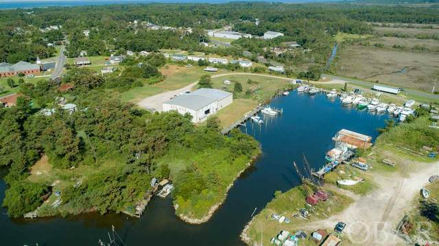 390 Harbor Road, Wanchese, NC 27981 (MLS #109857) :: Outer Banks Realty Group