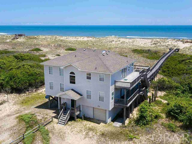 2203 Sandfiddler Road Lot 14, Corolla, NC 27927 (MLS #109861) :: Outer Banks Realty Group