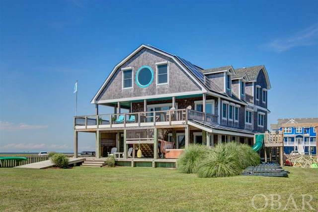 58182 Hatteras Harbor Court Lot 7Rr, Hatteras, NC 27943 (MLS #109862) :: Hatteras Realty