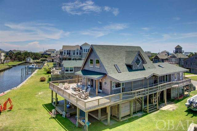 56187 Pamlico Drive Lot 47, Hatteras, NC 27943 (MLS #109880) :: Outer Banks Realty Group