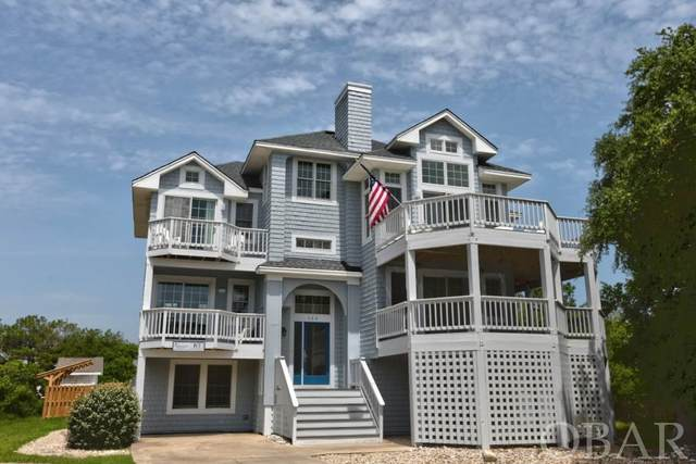 466 North Cove Road Lot 7, Corolla, NC 27927 (MLS #109900) :: Outer Banks Realty Group