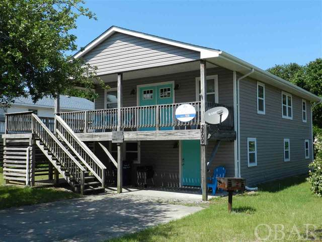 2809 S Wrightsville Avenue Lot 13, Nags Head, NC 27959 (MLS #109901) :: Surf or Sound Realty