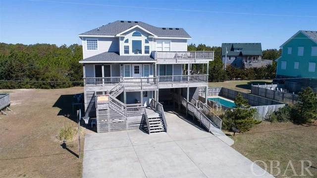 25217 La Waves Drive Lot 9, Waves, NC 27982 (MLS #109919) :: Surf or Sound Realty