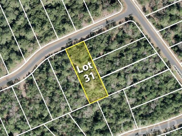 132 Chicora Ct Lot 31, Manteo, NC 27954 (MLS #109960) :: Outer Banks Realty Group