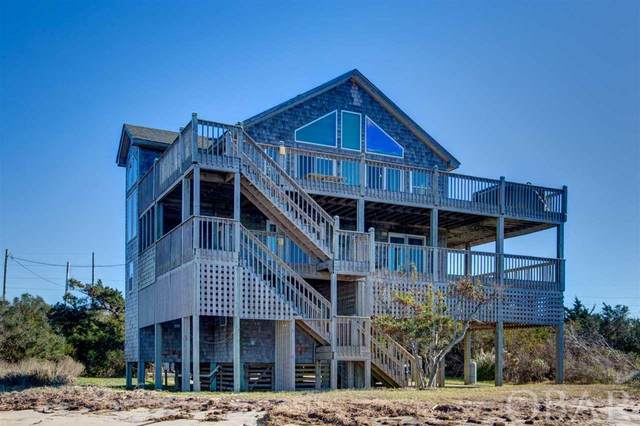 25232 Nc 12 Highway Lot #1 & 2, Waves, NC 27982 (MLS #109974) :: Outer Banks Realty Group