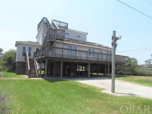 4140 Lindbergh Avenue Lot 4, Kitty hawk, NC 27949 (MLS #109979) :: Corolla Real Estate | Keller Williams Outer Banks