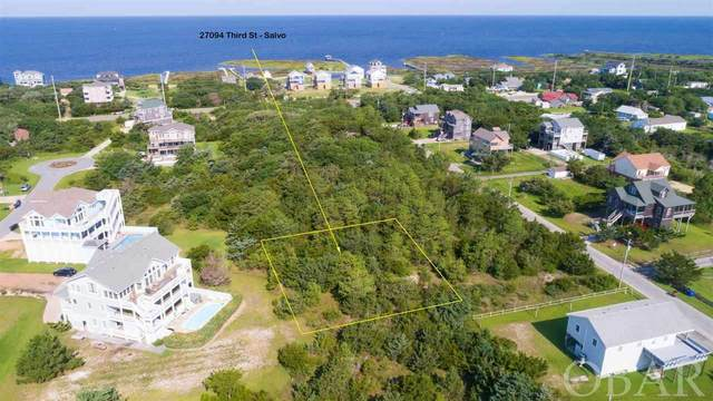 27094 Third Street Lot 2, Salvo, NC 27972 (MLS #109995) :: Outer Banks Realty Group