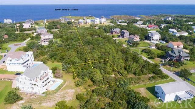 27094 Third Street Lot 2, Salvo, NC 27972 (MLS #109995) :: Corolla Real Estate | Keller Williams Outer Banks