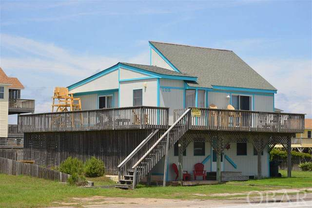 103 West Hawks Nest Court Lot 1, Nags Head, NC 27959 (MLS #110003) :: Randy Nance | Village Realty