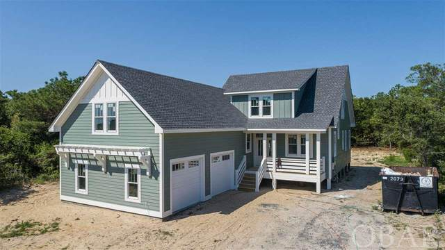 157 B Wax Myrtle Trail Lot B, Southern Shores, NC 27949 (MLS #110069) :: Corolla Real Estate | Keller Williams Outer Banks