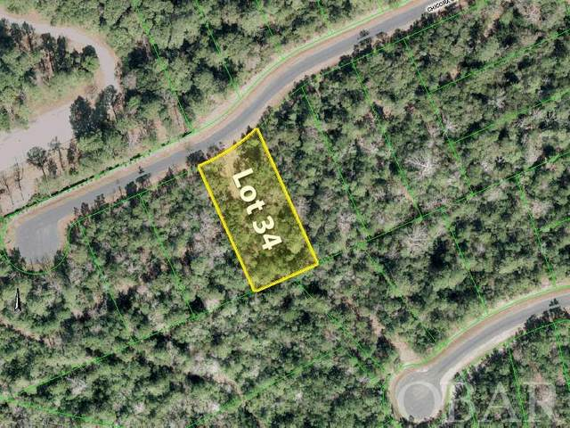 164 Chicora Ct Lot 34, Manteo, NC 27954 (MLS #110094) :: Outer Banks Realty Group
