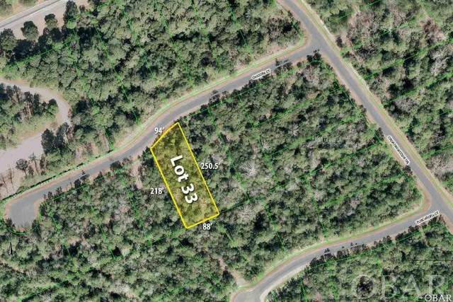 152 Chicora Ct Lot 33, Manteo, NC 27954 (MLS #110097) :: Outer Banks Realty Group