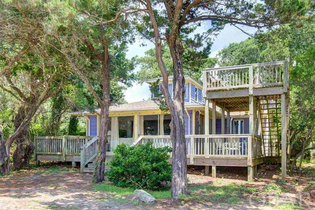 381 Irvin Garrish Highway, Ocracoke, NC 27960 (MLS #110114) :: Matt Myatt | Keller Williams