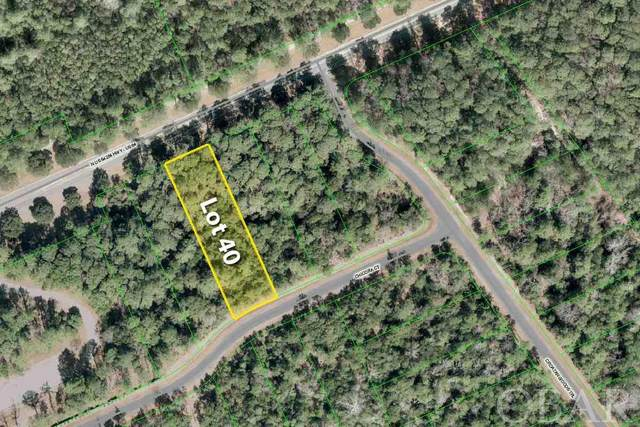 141 Chicora Ct Lot 40, Manteo, NC 27954 (MLS #110124) :: Brindley Beach Vacations & Sales