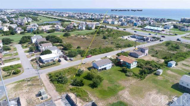 207 W Lakeside Street Lot# 75, Nags Head, NC 27959 (MLS #110150) :: Outer Banks Realty Group