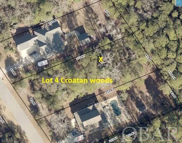 156 Croatan Woods Trail Lot 4, Manteo, NC 27954 (MLS #110175) :: Hatteras Realty
