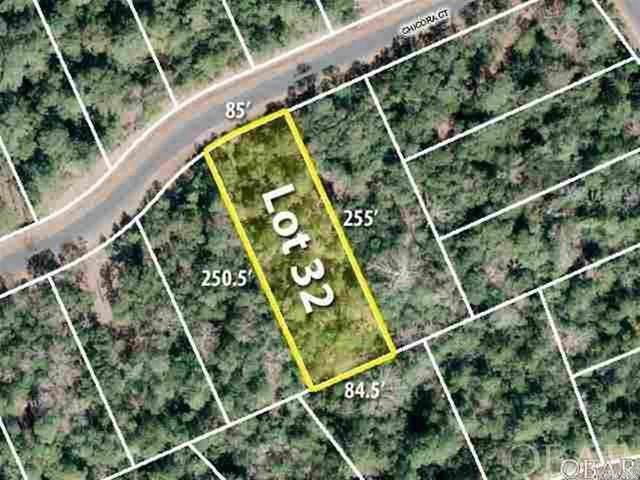 140 Chicora Ct Lot 32, Manteo, NC 27954 (MLS #110190) :: Hatteras Realty