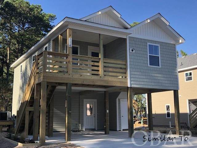 107 Georgia Bell Street Lot 20, Jarvisburg, NC 27947 (MLS #110235) :: Surf or Sound Realty