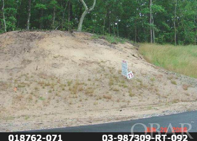 125 Old Holly Lane Lot 71, Kill Devil Hills, NC 27948 (MLS #110262) :: Outer Banks Realty Group