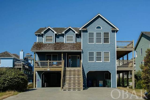 102 E Sea Holly Court Lot 19, Nags Head, NC 27959 (MLS #110303) :: Sun Realty