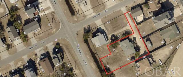 207 E Oregon Avenue Lots 4,5 & 6, Kill Devil Hills, NC 27948 (MLS #110360) :: Outer Banks Realty Group