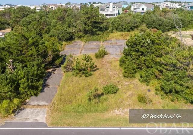 812 Whalehead Drive Lot 43, Corolla, NC 27927 (MLS #110376) :: Hatteras Realty