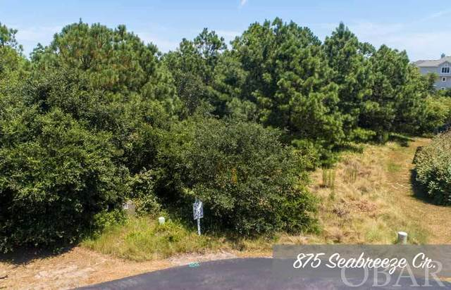 875 Sea Breeze Crescent Lot 30, Corolla, NC 27927 (MLS #110377) :: Sun Realty