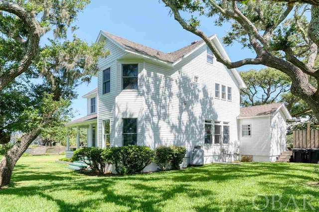 57167 Kohler Drive, Hatteras, NC 27943 (MLS #110398) :: Outer Banks Realty Group