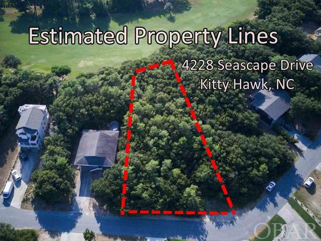 4228 Seascape Drive Lot 455, Kitty hawk, NC 27949 (MLS #110400) :: Outer Banks Realty Group