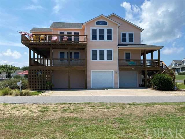4631 Johnston Lane Lot 1, Kitty hawk, NC 27949 (MLS #110508) :: Matt Myatt | Keller Williams
