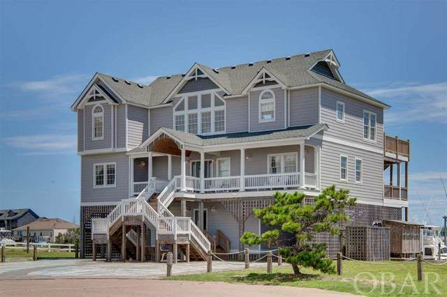 58157 Hatteras Harbor Court Lot 19, Hatteras, NC 27943 (MLS #110529) :: Brindley Beach Vacations & Sales