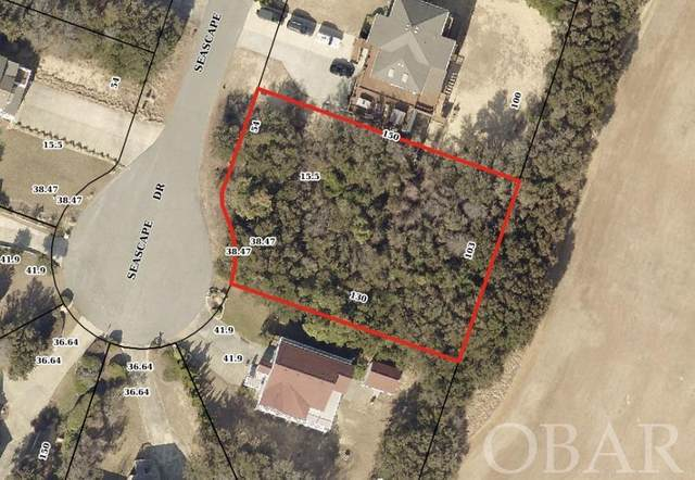 4219 Seascape Drive Lot 446, Kitty hawk, NC 27949 (MLS #110535) :: Surf or Sound Realty