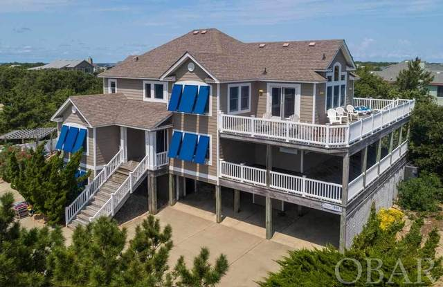 901 Corolla Drive Lot 61, Corolla, NC 27927 (MLS #110538) :: Outer Banks Realty Group