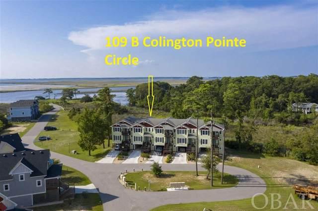 109 B Colington Pointe Circle Unit E, Kill Devil Hills, NC 27948 (MLS #110540) :: Surf or Sound Realty