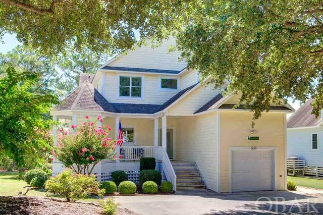 533 Magnolia Way Lot 41, Corolla, NC 27927 (MLS #110576) :: Outer Banks Realty Group