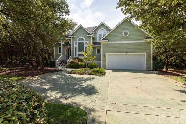 836 Hunt Club Drive Lot 390, Corolla, NC 27927 (MLS #110703) :: Randy Nance | Village Realty