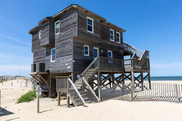 118 E Altoona Street Lot 9 & Pt 8, Nags Head, NC 27959 (MLS #110723) :: Outer Banks Realty Group