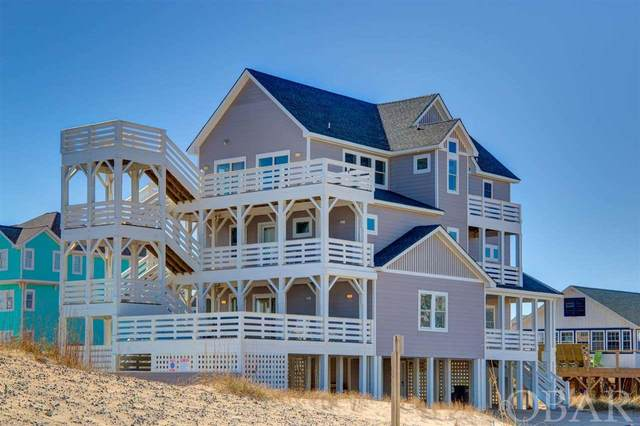 24278 S Holiday Boulevard Lot None, Rodanthe, NC 27968 (MLS #110783) :: Hatteras Realty